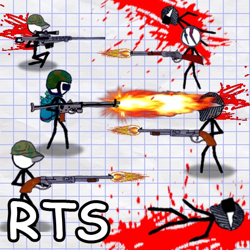 Doodle Wars2:Counter Strike Wars Lite icon