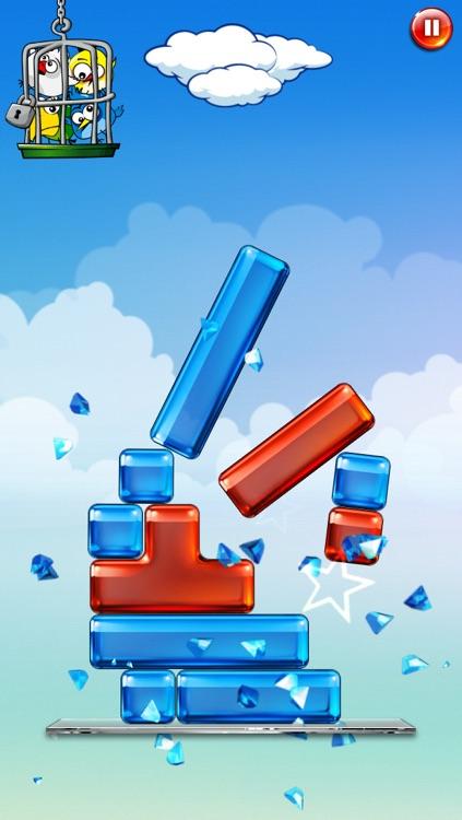 Glass Tower Birds screenshot-3