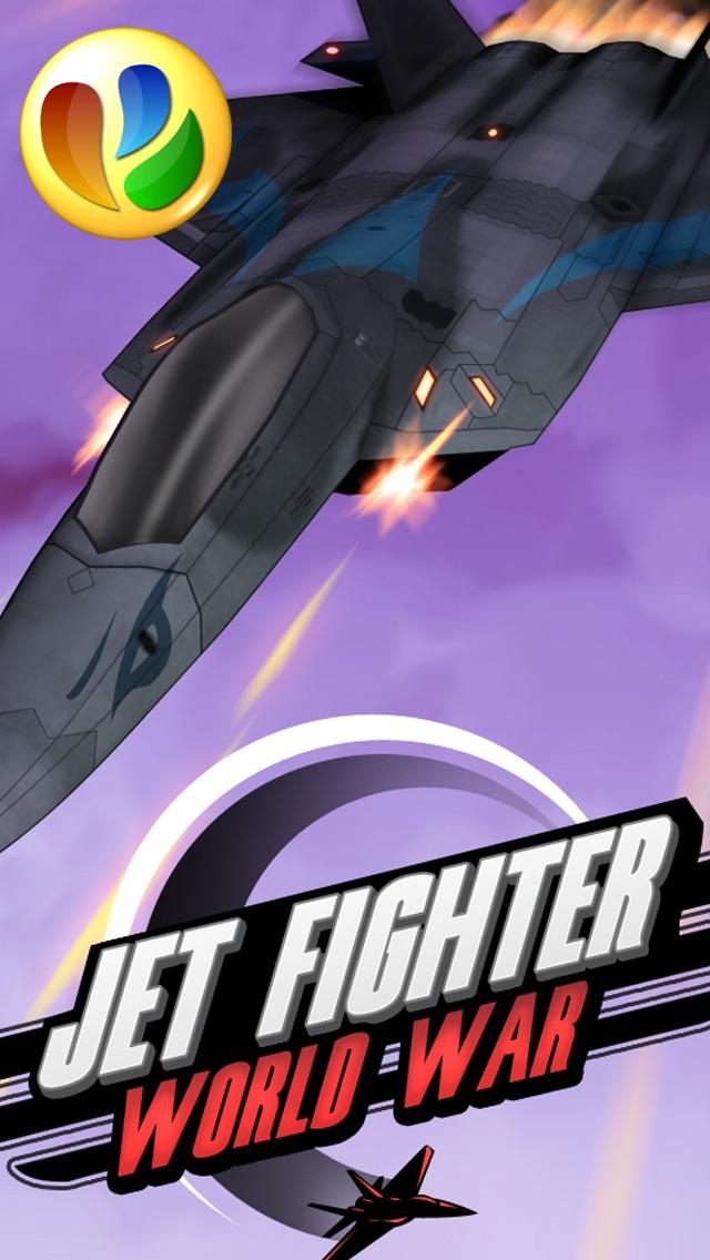 Jet Fighter World War Game