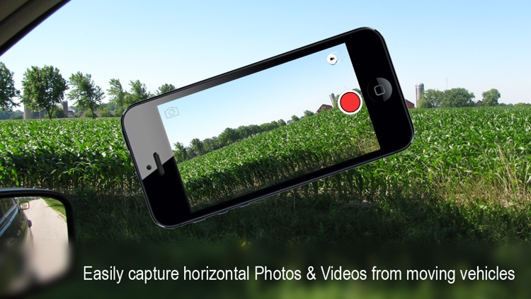 Horizontal - Always Capture Horizontal Photos and Videos in Landscape Mode screenshot-3