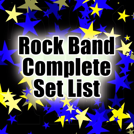 Keep Your Songs Straight with the New Rock Band App