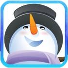 Santa Claus Christmas Dash: Com Elf, bonhomme de neige & Renne icon