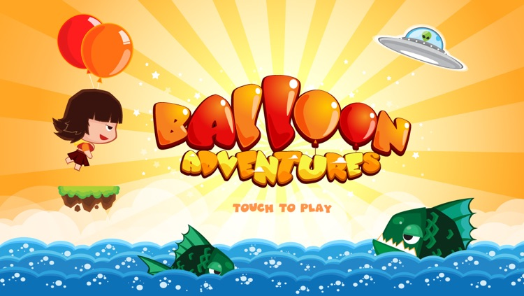 Balloon Adventures screenshot-4