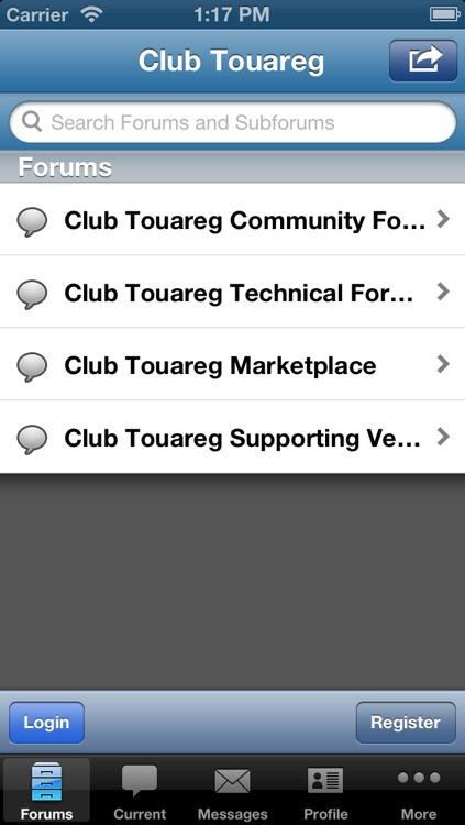 Club Touareg Owners Forum
