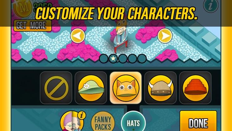 Meow Maze 3d Live Multiplayer Racing Pro screenshot-4