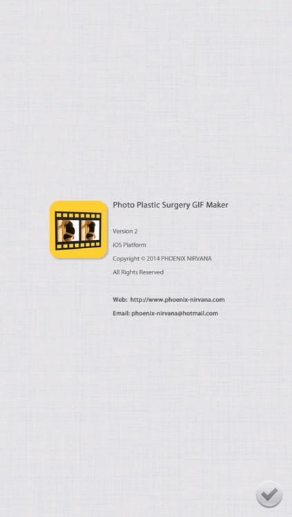 Photo Plastic Surgery GIF Maker Free screenshot-3