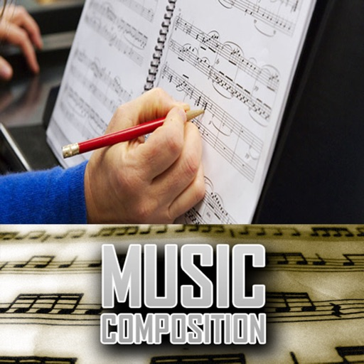 Music composition aid.Learning music composition with your iPad icon