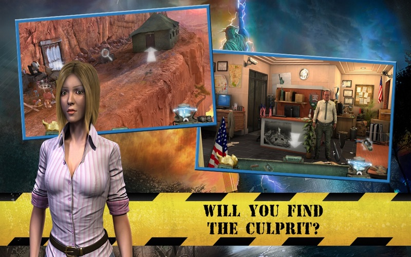 Statue of Liberty the Lost Symbol - A hidden object Adventure (FULL) screenshot 5