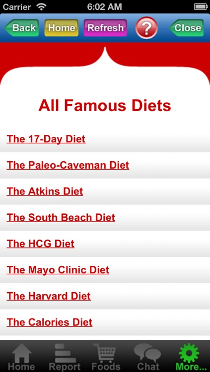 Diet Coach for 17 Day Diet screenshot-4