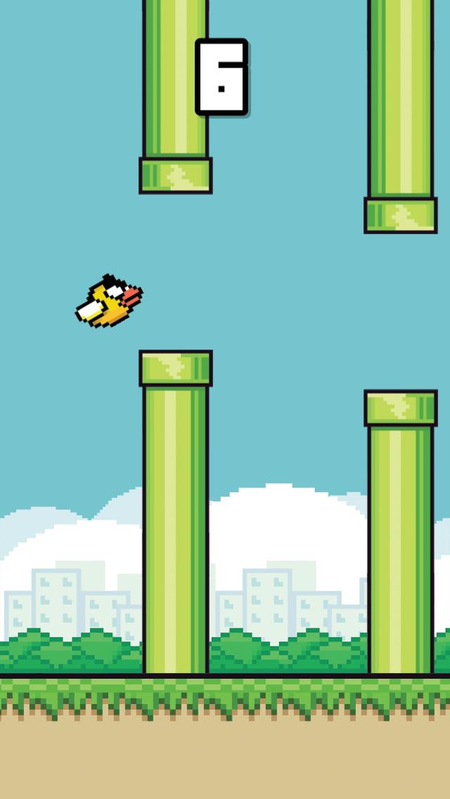 Flappy Feathers - Tiny Bird Adventuresのおすすめ画像1