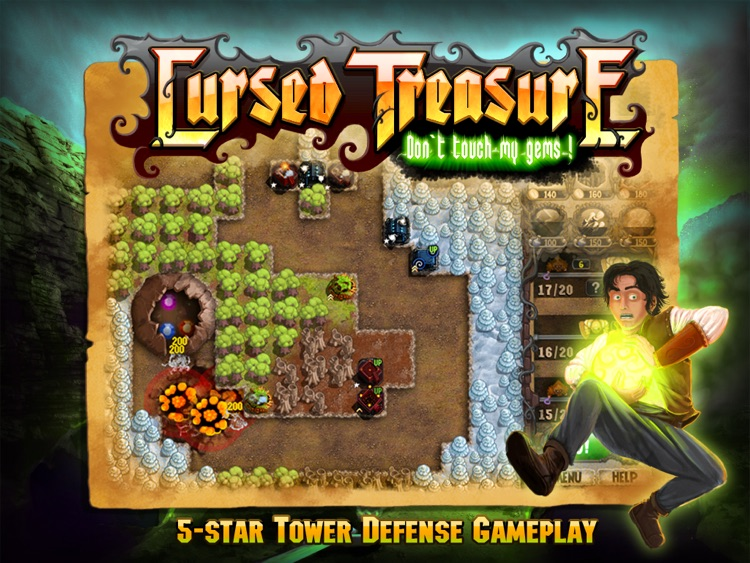 Cursed Treasure HD