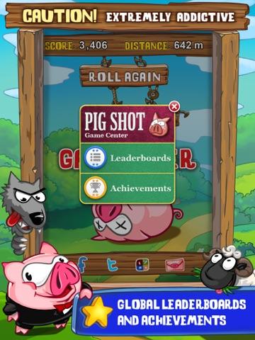 Игра Pig Shot