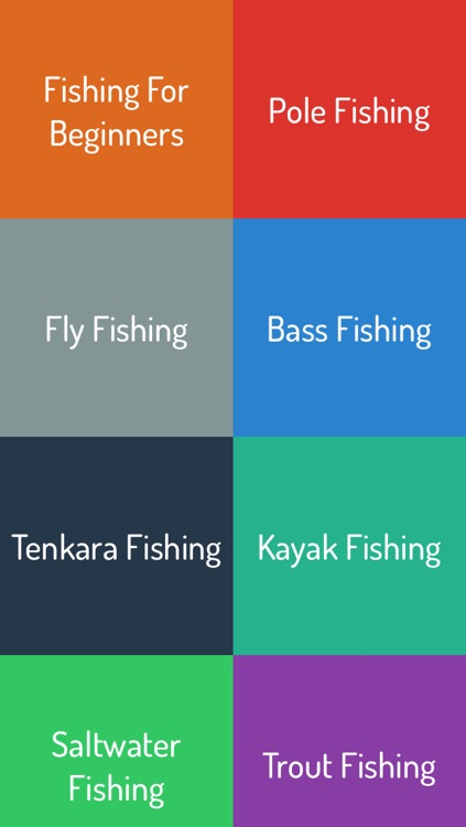 Fishing Guide - Complete Video Guide screenshot-0