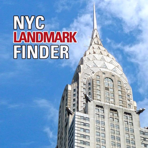 Landmarks new york on the app store for New york landmarks