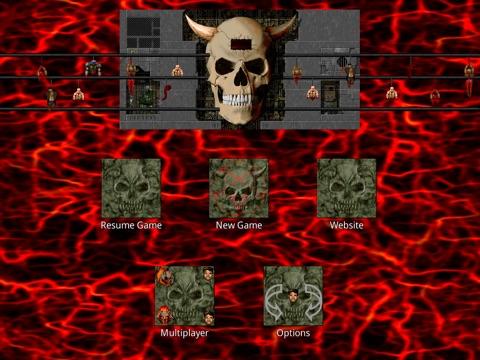 Doom's Knight на iPad