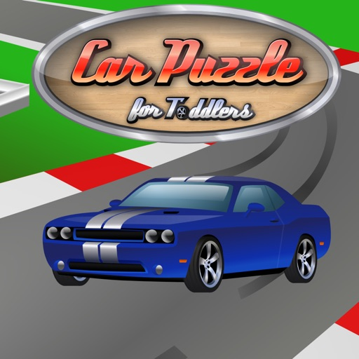 Car Puzzle for Toddlers and Kids