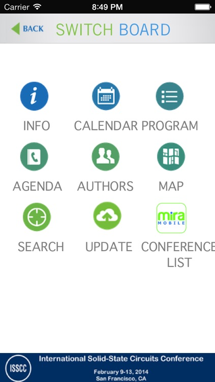 Mira Conference screenshot-1