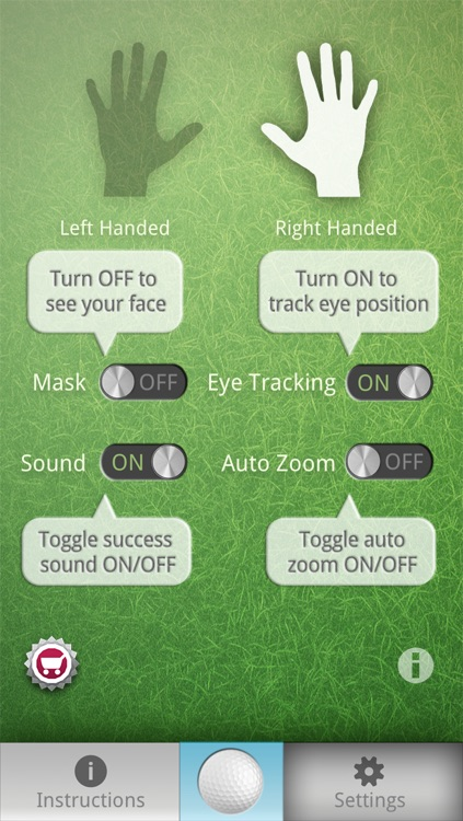Golf Putt Perfect by iOver Golf