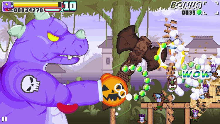 Roar Rampage screenshot-2