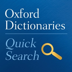 Oxford Dictionaries Quick Search (no ads)