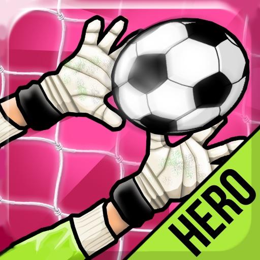Flick Football Super Save Hero