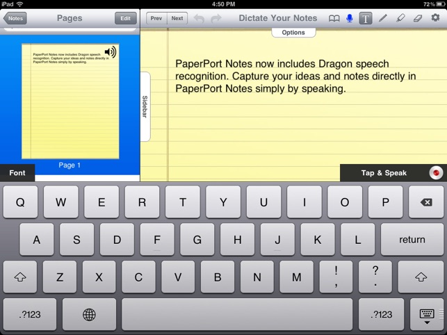 can you type essays on ipad Press windows-q again, type speech recognition in the search field and click speech recognition on the search results to open the speech recognition prompt click train your computer to better understand you and proceed through the prompts to help your computer understand your voice.