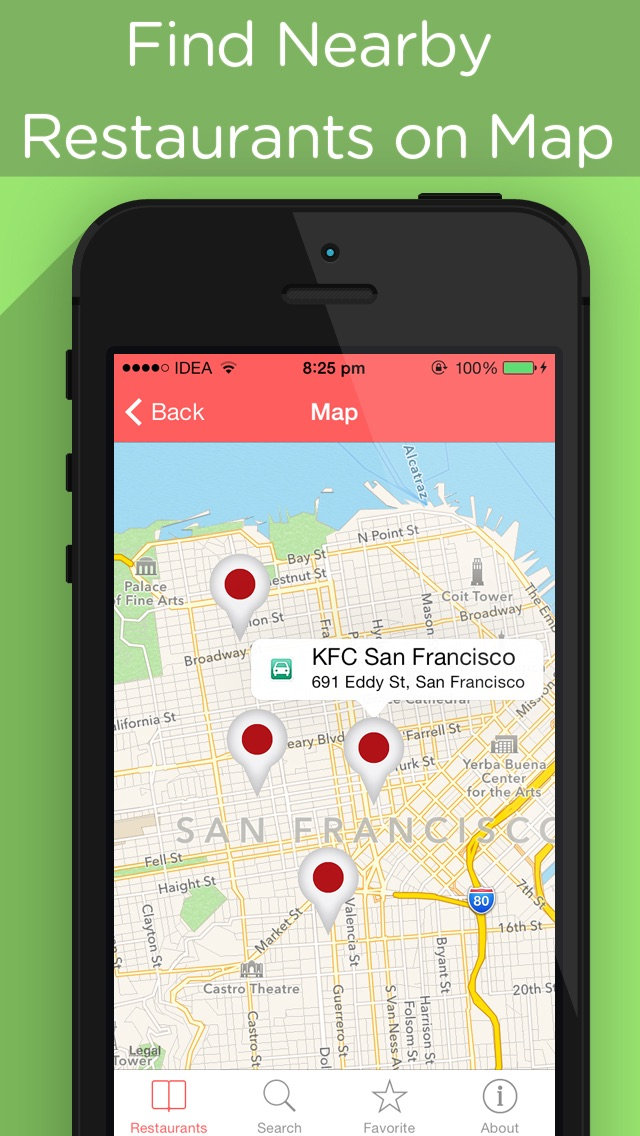 Fast food restaurant apps: 6 fast food calorie counters for ios.