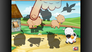 Animalfarm Puzzle For Toddlers and Kids - Free Puzzlegame