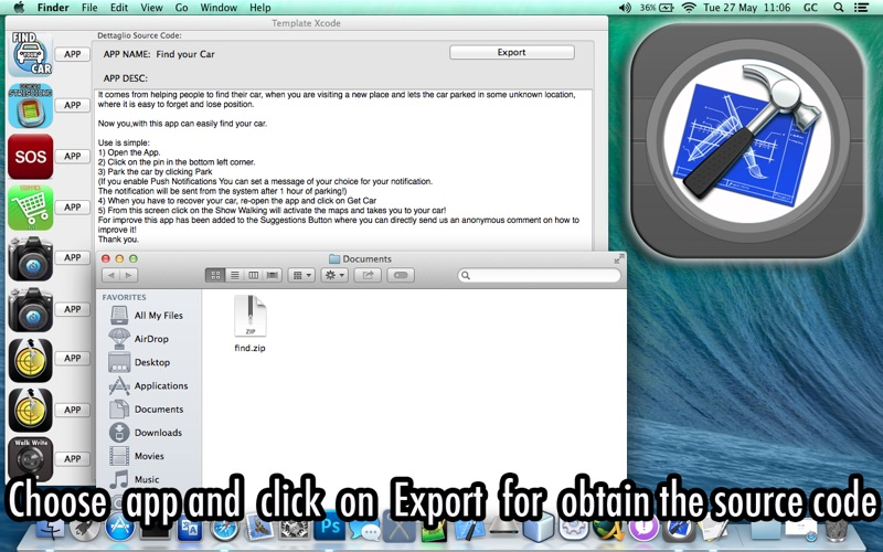Templates Sourcecode For Xcode review screenshots