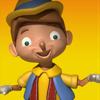 Pinocho - Libro - Juego de Memoria - Rompecabezas