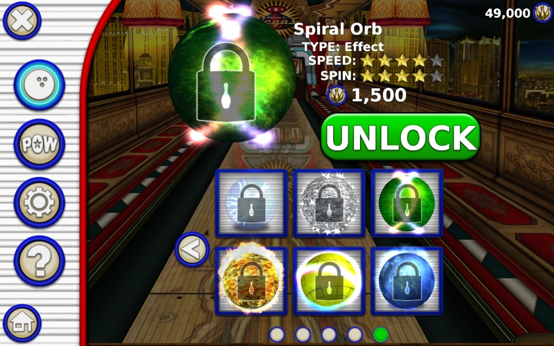 Gutterball - Golden Pin Bowling FREE Screenshot