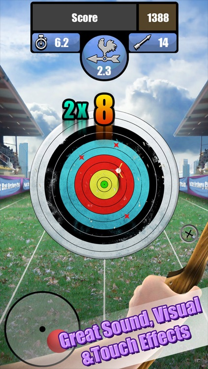 Archery Tournament screenshot-3