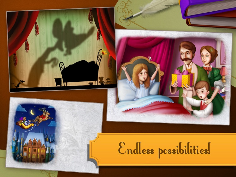 The Nutcracker and The Mystery of The Disappearing Cheese screenshot-4