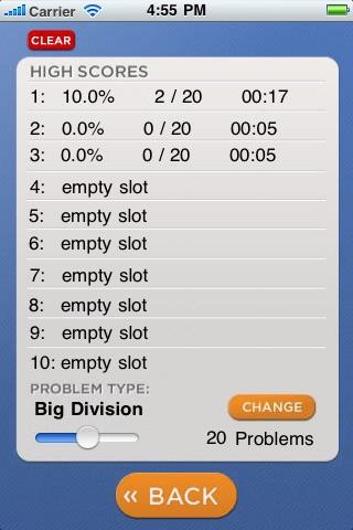 BizMath 1.1 screenshot-3