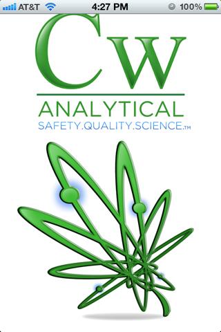 CW Analytical screenshot 1