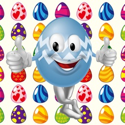 Easter Egg Mania Match Game