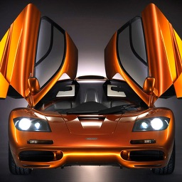 Amazing McLaren Sports Car Game and Wallpaper