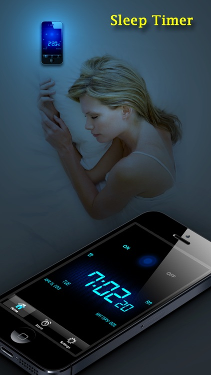 Instant Sleep Alarm Clock screenshot-3
