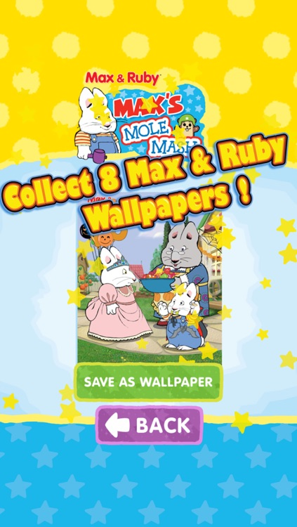 Max & Ruby: Max's Mole Mash screenshot-3