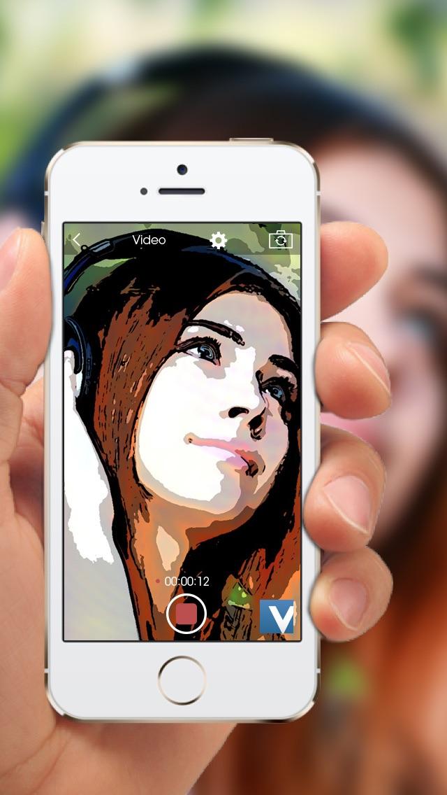 VideoShader screenshot one