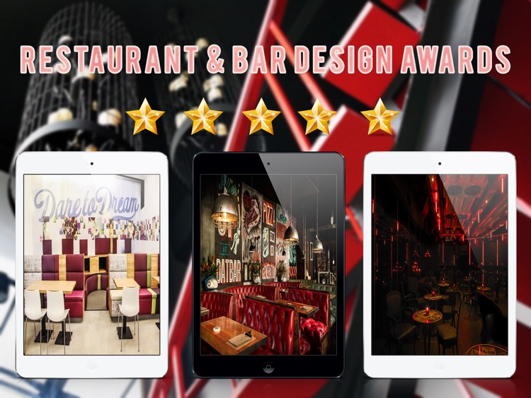 Restaurant & Bar - Interior Design Ideas for iPad