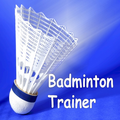 Badminton Trainer.Footwork training for badminton games