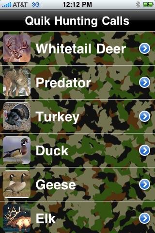Qwik Hunting Calls & Sounds