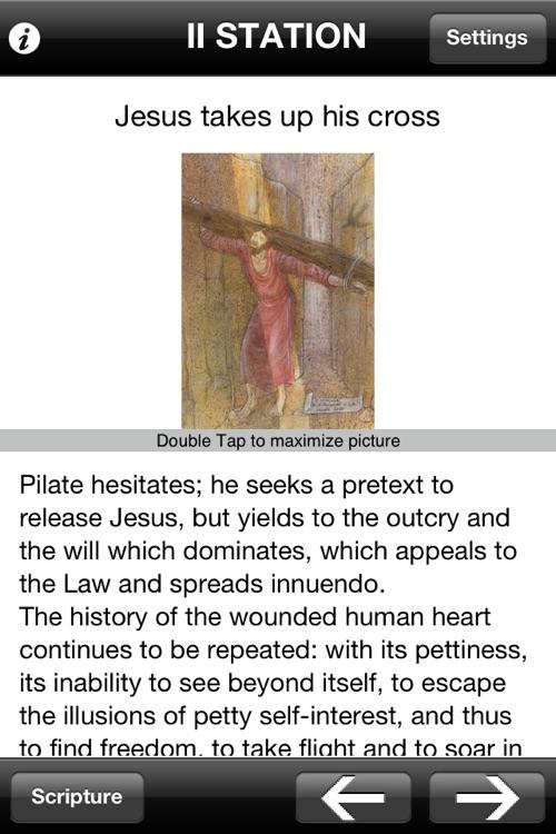 Way of the Cross - Via Crucis