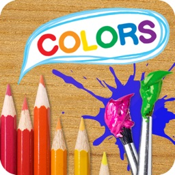 My 1st Steps Preschool Early Learning - Let's Learn About Colors