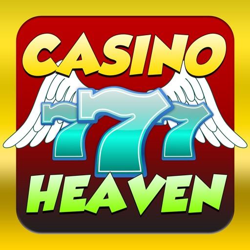 Casino Heaven Slots HD - The Lucky Aces Slot Machine icon