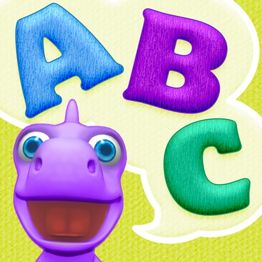 ABCs with Dally Dino - Preschool Kids Learn the Alphabet with A Fun Dinosaur Friend