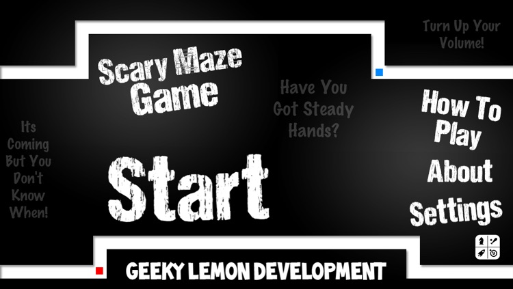 Scary Maze Game Free