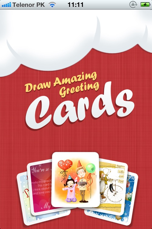 Draw Amazing Greeting Cards