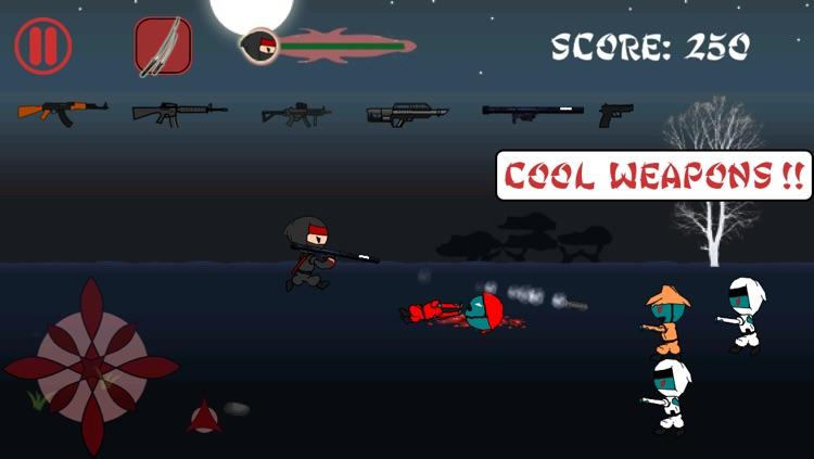 Ninja Vs Demons screenshot-3